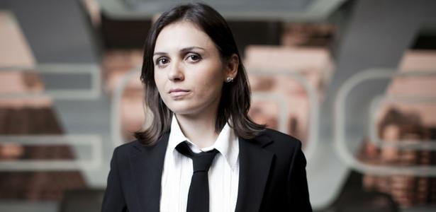 """Monica Iozzi, atriz e repórter do """"CQC"""""""