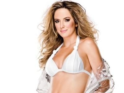 Ticiane Pinheiro, modelo, atriz e apresentadora de TV