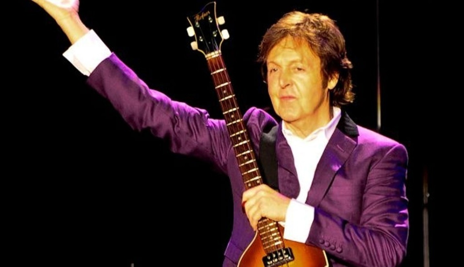 Paul McCartney no brasil