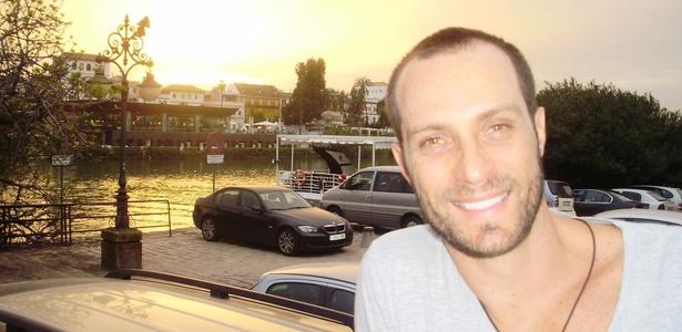 O ator Fernando Pavão (2011)