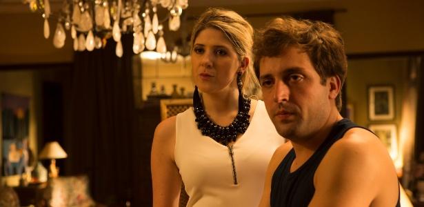 Dani Calabresa e Gregório Duvivier falam sobre novo filme no Bate-papo UOL
