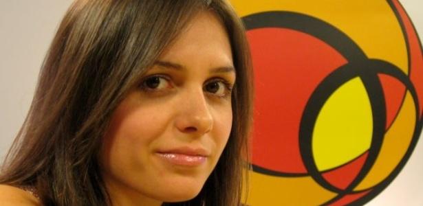 """Monica Iozzi, atriz e repórter do """"CQC"""" (Band)"""