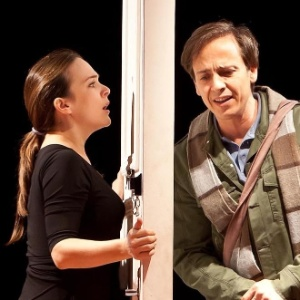 Gabriela Duarte e Edson Fieschi participam do Bate-papo UOL com Convidados - João Caldas/Divulgação
