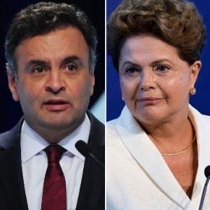 Eleitores explicam por que votam em Aécio e Dilma